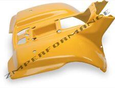 NEW SUZUKI LTF 160 LT160 LT 160E 88 - 04 PLASTIC YELLOW REAR FENDER