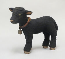 "10"" R. John Wright Lamb ""Blackie"" Limited to 150 Springtime Friends Retail $695"