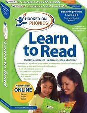 Learn to Read Complete Sets: Hooked on Phonics Learn to Read 1st Grade...