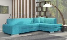 Corner Sofa Fabian with Bed function Corner Couch Sofa Couch Sofa bed 01530