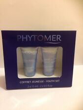 Phytomer Youth Set / kit 2 products :Velvet cleansing  cream. expert youth cream