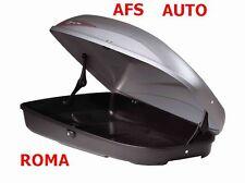 BOX AUTO PORTAPACCHI G3 KRONO 320 OMOLOGATO MADE IN ITALY