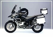 ALUMINUM TOP BOX PANNIER INNER  BAG FOR BMW R 1200 GS & F 800 GS ADVENTURE