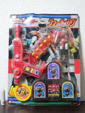 1990 Special Rescue Police Winspector Shooting Figure HARTY ROBIN Vintage Toy