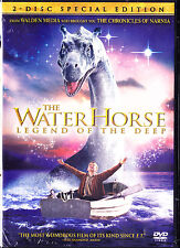 The Water Horse: Legend of the Deep (DVD, 2008, 2-Disc Set, Special Edition)