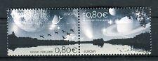 Finlandia /Finland 2009 Serie Europa astronomia MNH