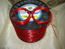 2X5MTR X 1.65mm STRIMMER CORD/LINE / STRING/ . IDEAL FOR QUALCAST  STRIMMERS