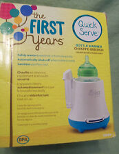 The First Years Bottle Warmer - Quick Serve