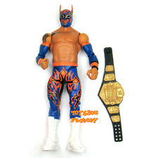 WWE Sin Cara & United States USA Belt NXT Wrestling Action Figure Kid Child Toy