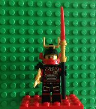 Lego Exclusive Ninjago Samurai-x Nya Minifigure+shuriken/samurai Spear NEW