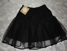 Girls BOUTIQUE FLORIANE Petticoat ~ Black Sz 4 Years ~ NWT ~ FRANCE $95.00