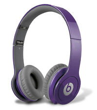 Beats by Dr. Dre solo HD lila Monster auriculares control remoto para Apple iPhone
