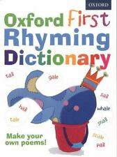 Oxford First Rhyming Dictionary-ExLibrary