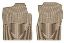Weathertech All Weather Front Tan Floor Mats (W72TN) - Chevrolet Avalanche 07+