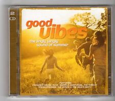 (GZ793) Various Artists, Good Vibes - 2003 Double CD