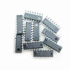 10PCS SN74HC595N 74HC595D 8-Bit Serial Input/Output Parallel Register DIP-16