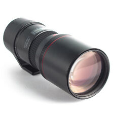 Tokina 400mm f5.6 AT-X SD Close Focus Tele Prime Lens Minolta AF Sony A Rare