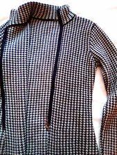 Cardigan veste pied-de-poule - JF Fashion
