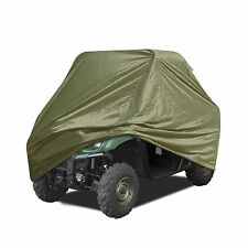"""Universal All Weather Storage UTV Olive Cover Fits Up To 108"""" L"""