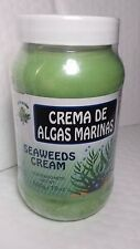 SEAWEEDS CREAM 18 OZ CREMA REDUCTORA DE ALGAS MARINAS 500 GR NEW