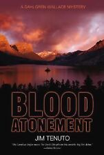 Blood Atonement: A Dahlgren Wallace Mystery Tenuto, Jim Paperback