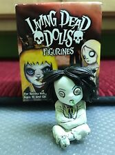 "LIVING DEAD DOLLS 2"" FIGURINE SERIES 3 SYBIL REGULAR NEW WITH BOX FREE SHIPPING"