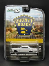 Greenlight 1/64 1965 Ford Galaxie 500 _ Missouri Sheriff