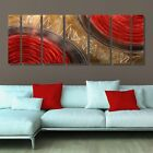 Abstract Modern Metal Wall Art Painting Home Decor - Harmony by Jon Allen
