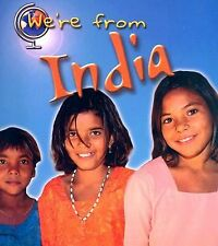 We're From ... Ser.: India by Victoria Parker (2005, Paperback)