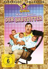 DVD *  DER BABYSITTER - FÜNF AUF EINEN STREICH - Jerry Lewis   # NEU OVP =