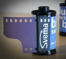 35mm BW - Svema Blue Sensitive BW Film! (1 Roll)