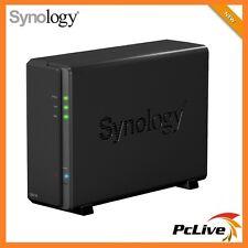 Synology DiskStation DS115 1-Bay NAS Server Gigabit USB 3.0 Network Storage DLNA