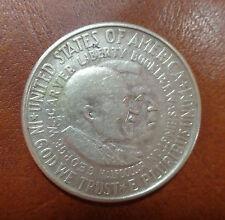 STATI UNITI MEZZO DOLLARO WASHINGTON CARVER 1951 ARGENTO 900 gr 12,5 SUBALPINA