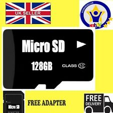128GB Micro SD Memory Card CLASS 10 SDHC,SDXC for mobiles laps tablet camera etc