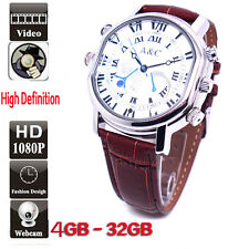 32 GB DVR Spy Sport DV Watch HD 720P Hidden Video Camera Recorder Camcorder LED
