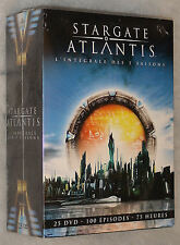 Stargate Atlantis Complete Seasons 1-5 (1,2,3,4,5) - Complete DVD Box Set SEALED
