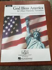 IRVING BERLIN'S God Bless America And Other Patriotic Favorites For Flute. 28 So