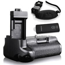Battery Grip BG-E5 For Canon 450D 1000D 500D Rebel XS XSi T1i +Hand Grip +Remote