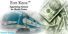 Fort Knox - Kato - Model Trains Inventory and Appraising System