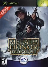 Medal of Honor: Frontline  (Xbox, 2002) Tested.  FREE Shipping