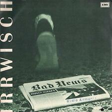 DISCO 45 Giri  Irrwisch - Bad News / Broken Mirror
