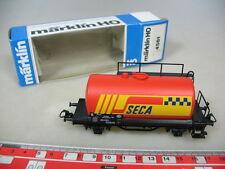 S171-0,5# Märklin/Marklin H0 4561 Kesselwagen/Güterwagen SECA SNCB, NEUW+OVP