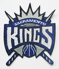 LOT 0F (1) NBA SACRAMENTO KINGS EMBROIDERED PATCH ITEM # 126