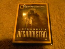 LOST TREASURES OF AFGHANISTAN DVD, NATIONAL GEOGRAPHIC, NEW