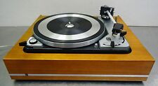 vintage turntable record player - Plattenspieler Dual CS 1019 ~1965 - ohne Haube