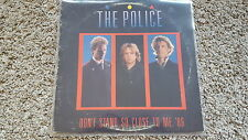 The Police - Don't stand so close to me US 12'' Remix '86 Vinyl