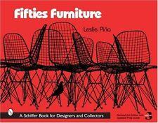 Fachbuch Fifties Furniture, Möbel der 50er, Eames, Nelson, Bertoia, Noguchi, NEU