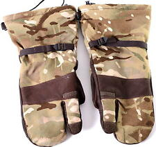 British Army MTP Gore~tex Blizzard Cold Weather Gloves SIZE ~ MEDIUM