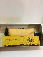 B Athearn HO Scale Kit Reefer Car Montauk Valley