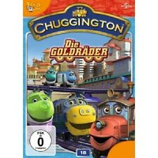 SARAH BALL - CHUGGINGTON VOL.18  DVD FILM KINDER SERIE NEU
